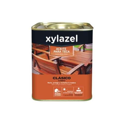 Aceite para Teca Xylazel Protector para madera