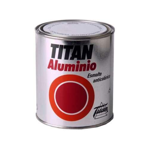 titan aluminio anticalórica