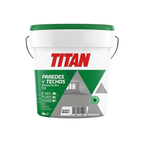TITAN T3 (TP-23) PLASTICO BLANCO