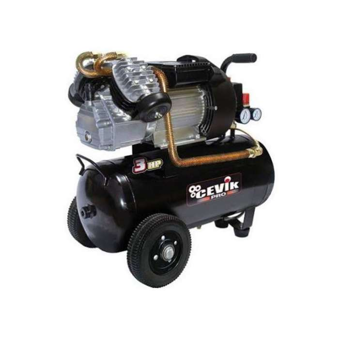Compresor 50L Cevik Pro50VZ
