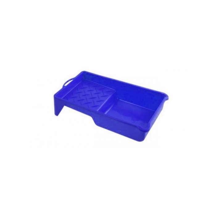 Cubeta Plástico Bandeja Roja