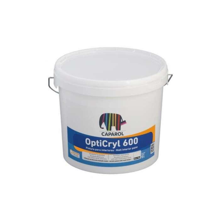 Opticryl 600 pintura acrílica mate