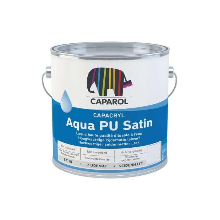Capacryl aqua pu Satinado