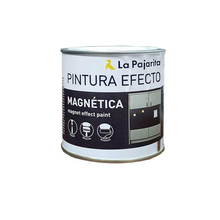 Pintura efecto magnético