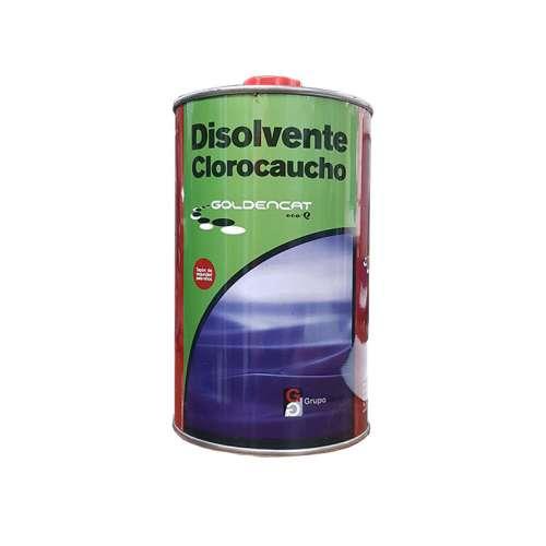 Disolvente Clorocaucho