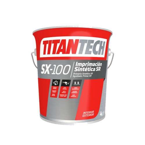 Imprimacion Sintetica SX-100 Secado rápido
