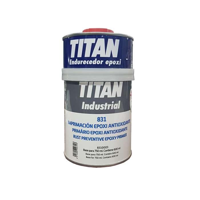 Imprimacion epoxi antioxidante