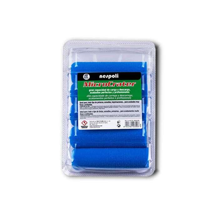 Blister 5 recambios Rodillo Microcrater
